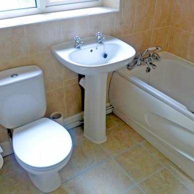 The Whiston Annex bathroom