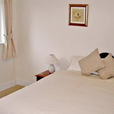The Whiston Annex bedroom