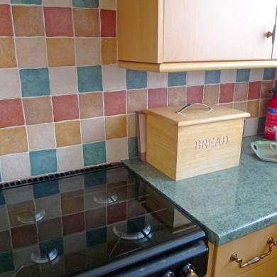 The Whiston Annex kitchen