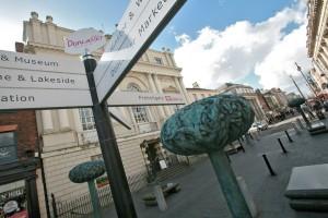Doncaster Town Centre