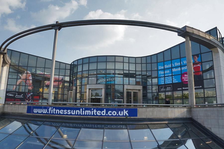 Whiston Annex Ponds Forge International Sports Centre Whiston Annex